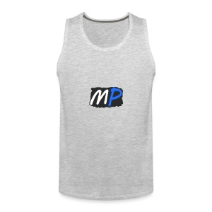 MishoPlays Classic Logo - Men's Premium Tank