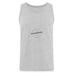 NordicGaming T-shirt - Men's Premium Tank