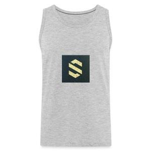shirt online logo - Men's Premium Tank