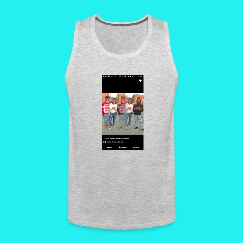 Petty Mona - Men's Premium Tank