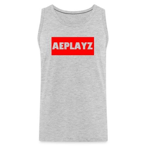 AEplayZ shirt logo - Men's Premium Tank