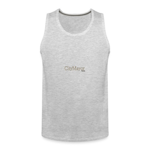 CityMayor Games Logo - Men's Premium Tank