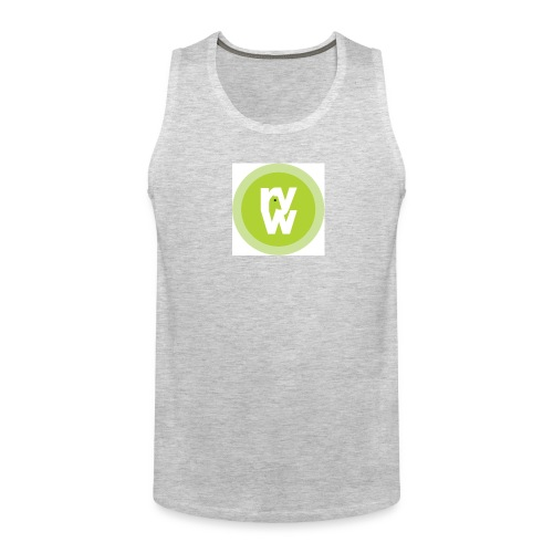 Recover Your Warrior Merch! Walk the talk! - Men's Premium Tank