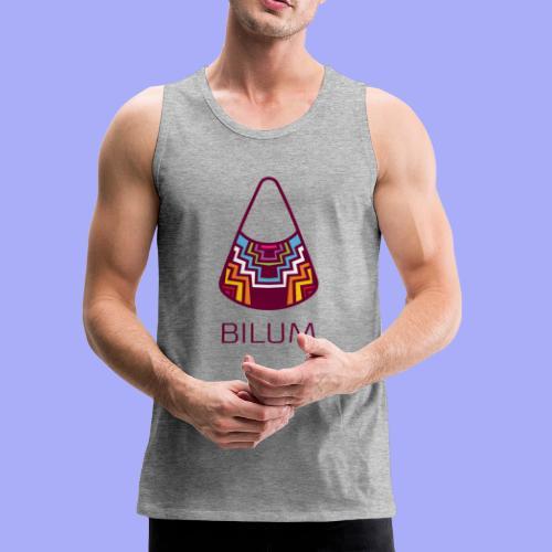 Bilum artwork - Men's Premium Tank