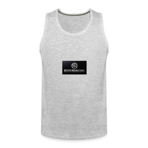 FR RECORDS INTERNATIONAL - Men's Premium Tank