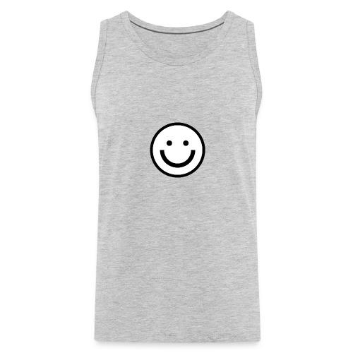 smile - Men's Premium Tank