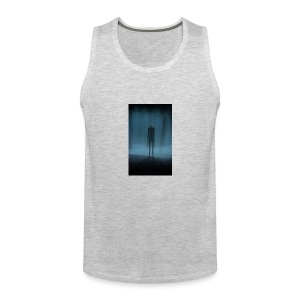Creepy Forest Person - Men's Premium Tank