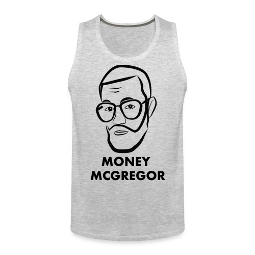 Money McGregor - Men's Premium Tank