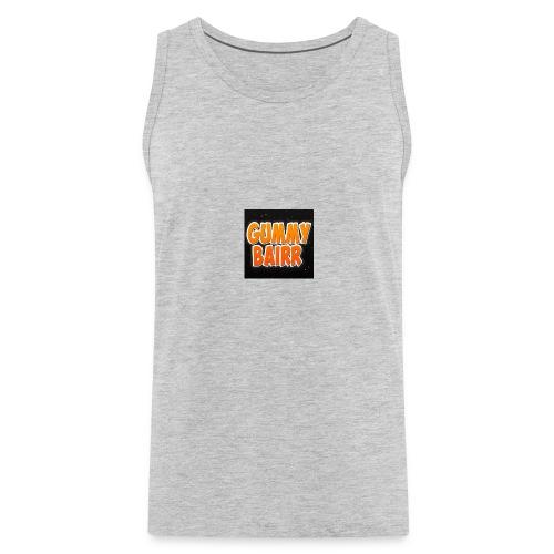 gummybairr logo - Men's Premium Tank