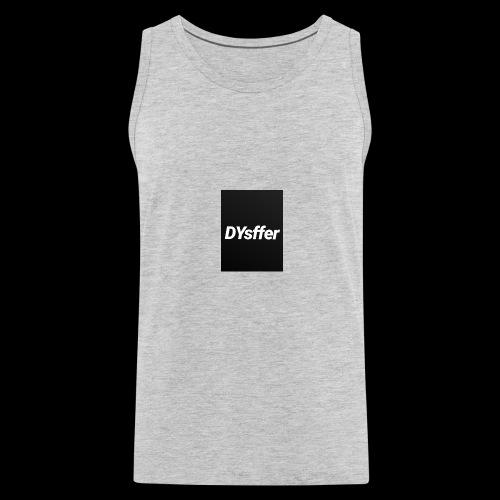 DYsffer hoodie - Men's Premium Tank