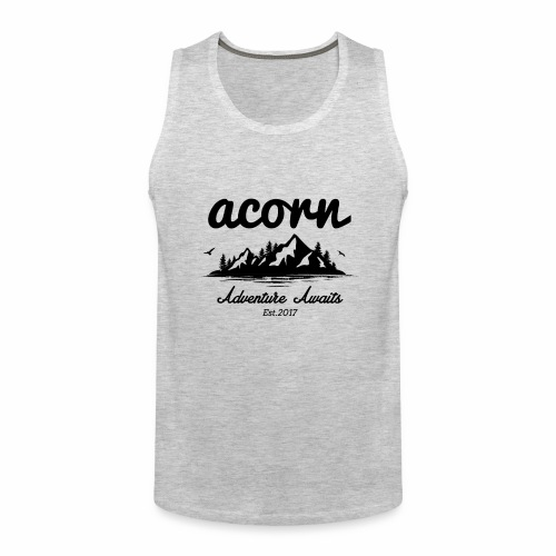 Adventure Awaits - Men's Premium Tank