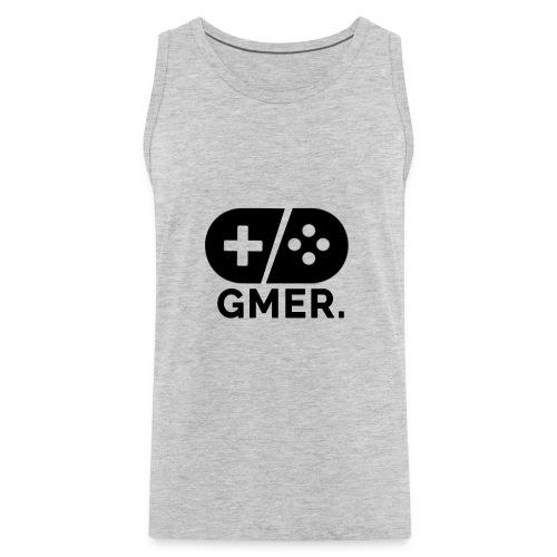 GMER Apparel - Men's Premium Tank