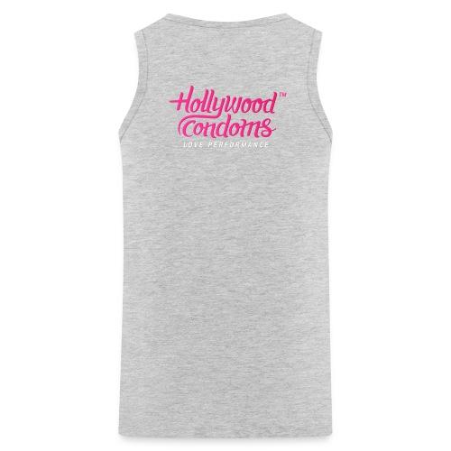 Hollywood Condoms™ - Love Performance - Men's Premium Tank
