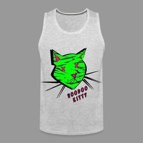 Voodoo Kitty - Men's Premium Tank