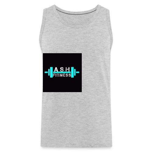 ASH FITNESS ACCESSORIES - Men's Premium Tank