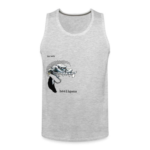 Lou Kelly - Hooligans Album Cover - Men's Premium Tank