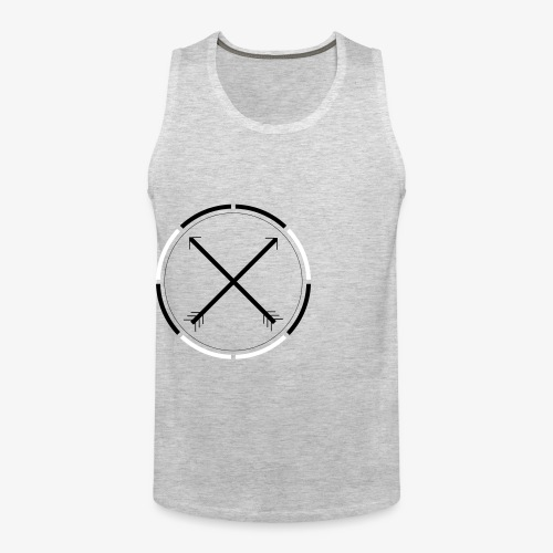 Cross Arrows - Men's Premium Tank