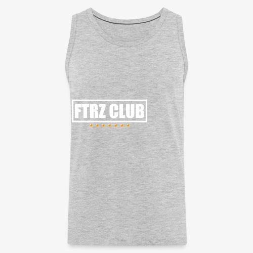 Ftrz Club Box Logo - Men's Premium Tank