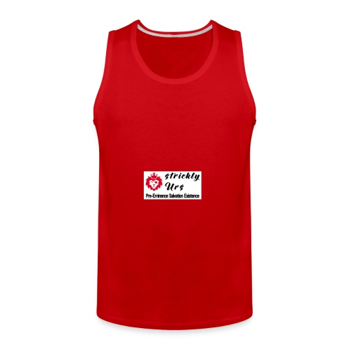 E Strictly Urs - Men's Premium Tank