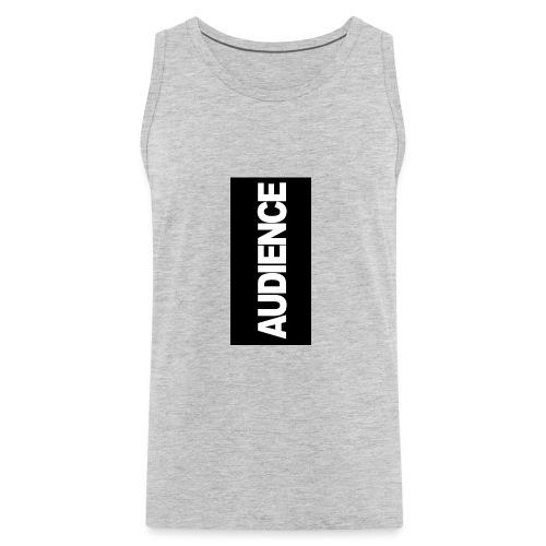 audenceblack5 - Men's Premium Tank