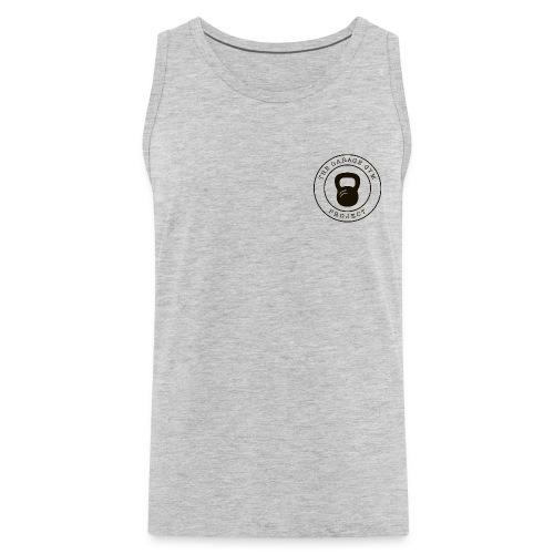 The Garage Gym Project - Men's Premium Tank