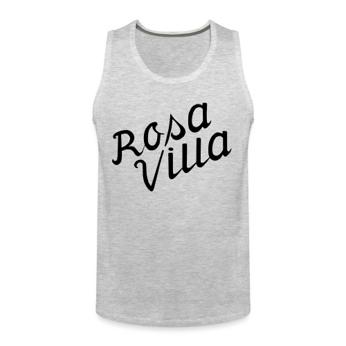 rosa villa - Men's Premium Tank