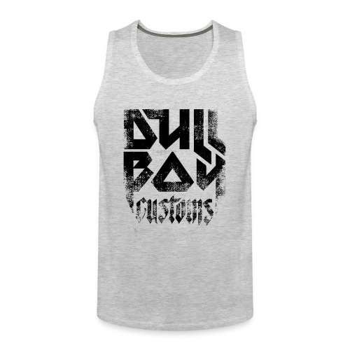 Dull Boy Customs black - Men's Premium Tank