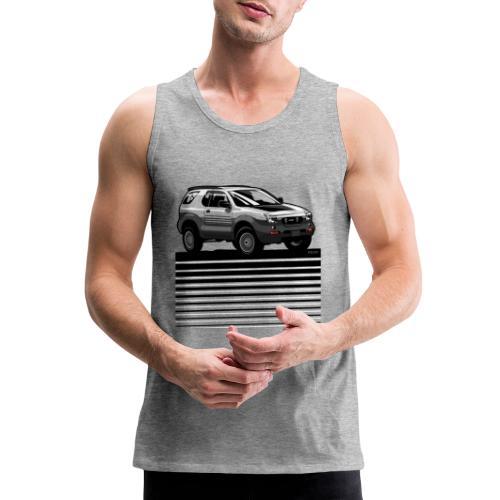VX SUV Lines - Men's Premium Tank