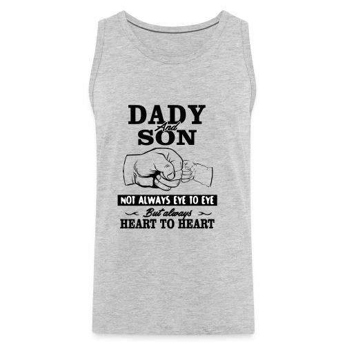 Dady and Son - Men's Premium Tank