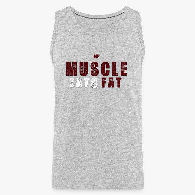 Muscle Eats Fat (Minutemen Edition)