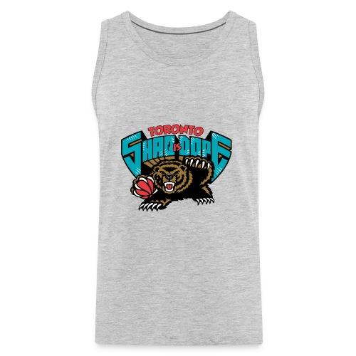 sid grizzlies - Men's Premium Tank