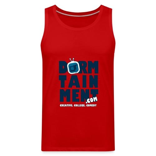 basic dt tshirt2 - Men's Premium Tank