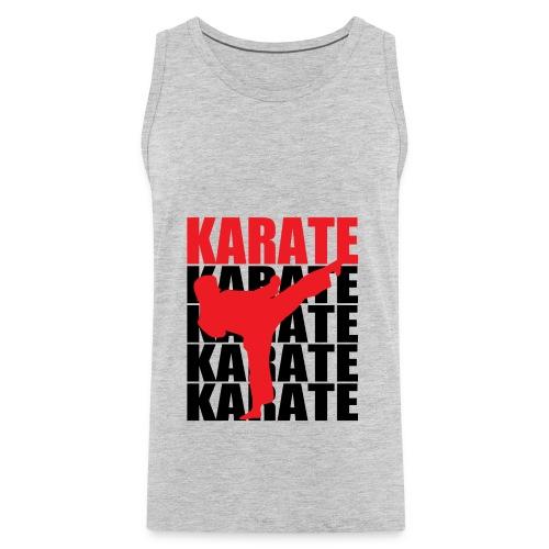 Karate - Men's Premium Tank