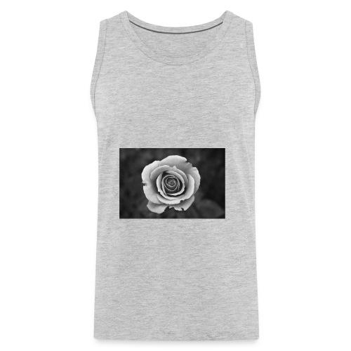 dark rose - Men's Premium Tank