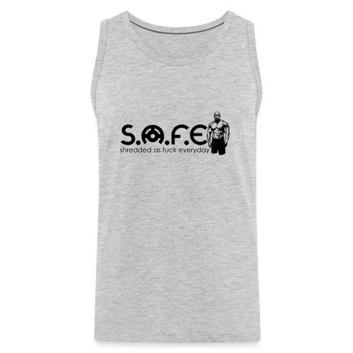 S.A.F.E (Sherdded Brand) - Men's Premium Tank