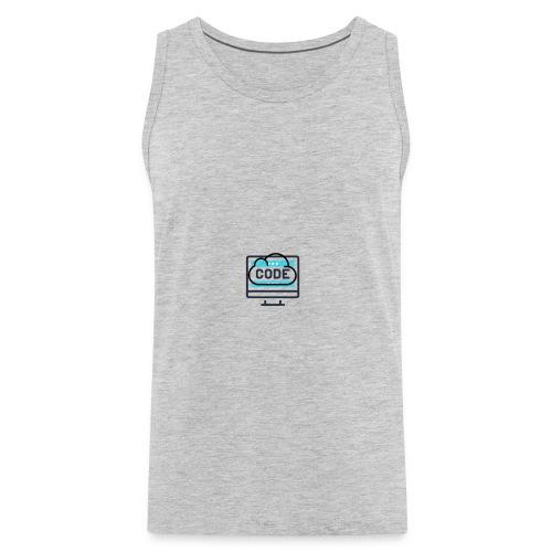 #CodesIsTheBestOwner - Men's Premium Tank