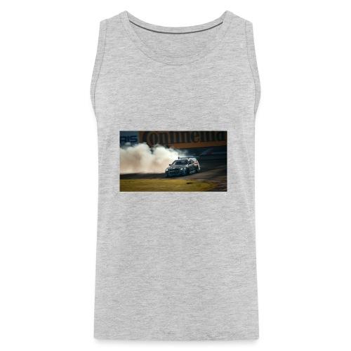nissan skyline gtr drift r34 96268 1280x720 - Men's Premium Tank
