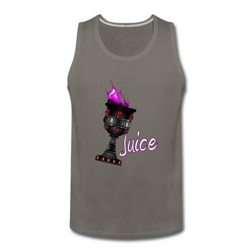 Juice Logo (Bigger) - Men's Premium Tank