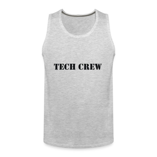 Tech Crew - Men's Premium Tank
