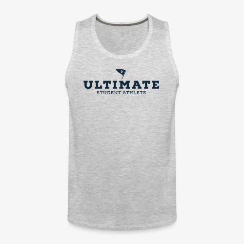 Student Athlete - Men's Premium Tank