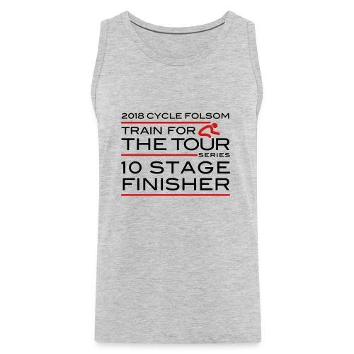 2018 TfT 10 Stage Finisher - Men's Premium Tank