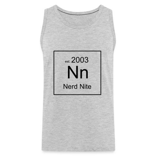 Nerd_Nite_Periodic_Table_2003 - Men's Premium Tank