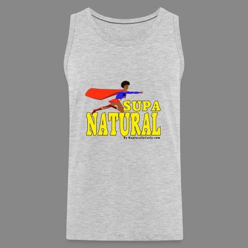 Supa Natural - Men's Premium Tank