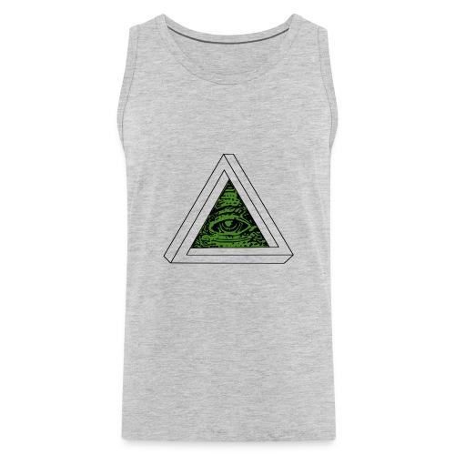 Impossible Illuminati - Men's Premium Tank