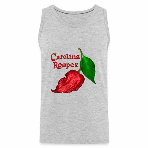 Carolina Reaper Pepper - Men's Premium Tank