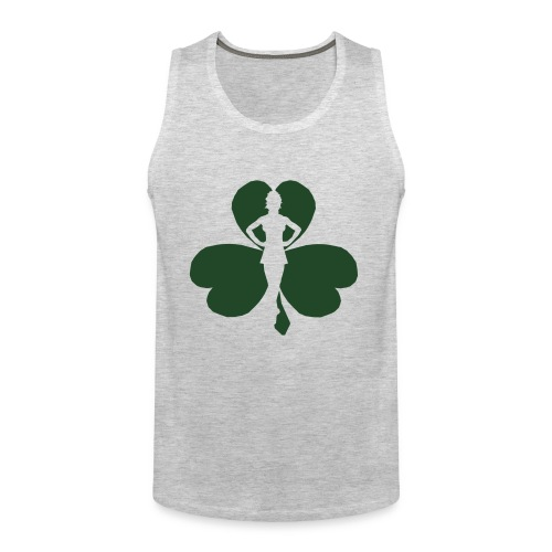 ceili dancer - Men's Premium Tank