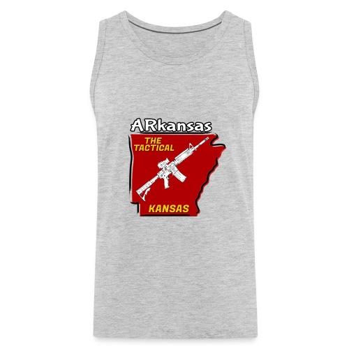 Tactical Kansas - Men's Premium Tank