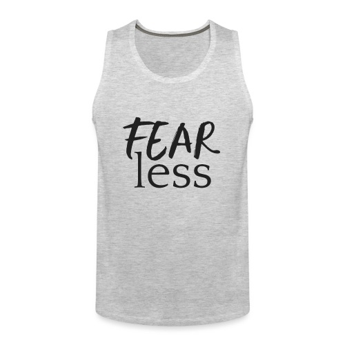 FEARless for BossLady - Men's Premium Tank