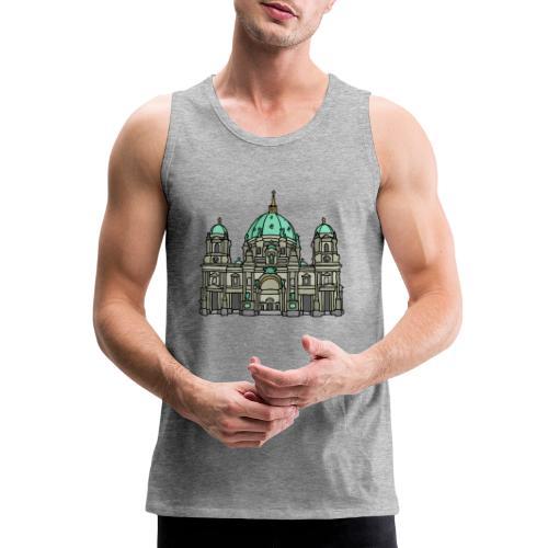 Berlin Cathedral - Men's Premium Tank