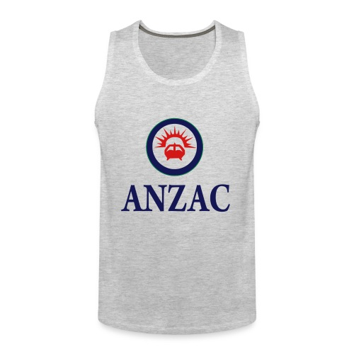 Team ANZAC - Men's Premium Tank